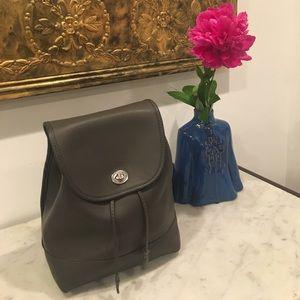 Coach Handbags - gray coach backpack 🎒