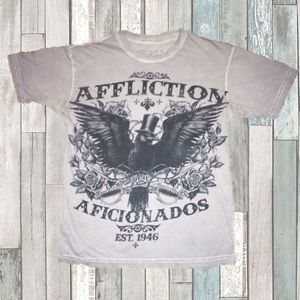 Affliction Other - Small Affliction Graphic Tee Shirt