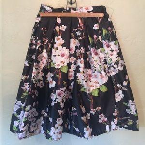 Choies Dresses & Skirts - Oriental floral skirt