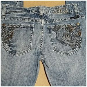Miss Me Denim - Miss me Size 28 jeans w bling