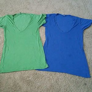 Frenchi Tops - 2 cotton tops