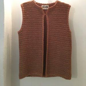 Vintage '70s St. John by Marie Gray vest!