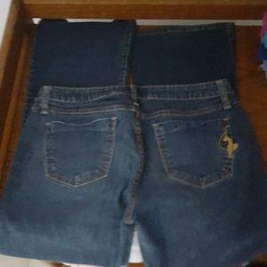 Baby Phat Denim - Baby Phat denim jeans boot cut Size 11