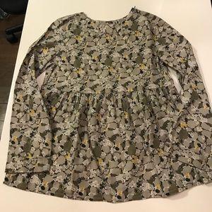 Bonpoint Other - Bonpoint size 8 floral blouse