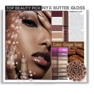 NYX Other - Just in 💋 NYX Ginger Snap Butter Gloss 💋