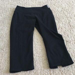 Zella Girl Other - Zella girl short Capri legging