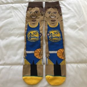 Stance Other - HOST PICK Steph Curry Golden State Stance Socks