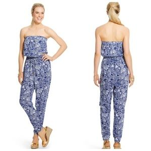 Lilly Pulitzer for Target Upstream Jumpsuit.