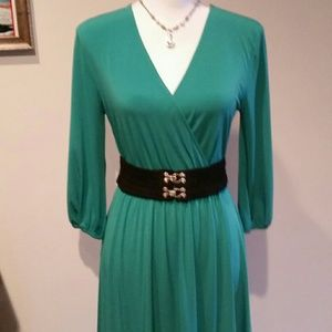 Kate Hill Dresses & Skirts - Like New! Matte Jersey Dress