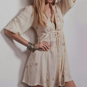 LIKE NEW Free people dress