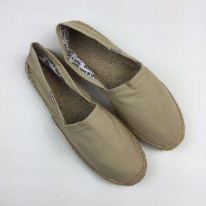 Soludos Shoes - Soludos Espadrille in Khaki