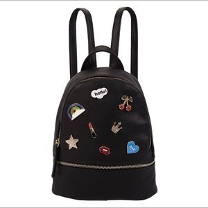 Call It Spring Handbags - BRAND NEW! Pin Backpack