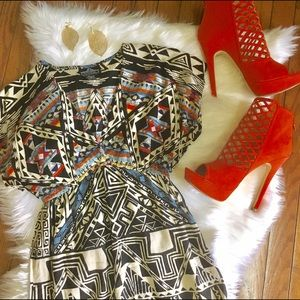 Angie Dresses & Skirts - Angie V-Neck Summer Dress