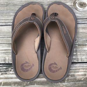 OluKai Other - Men's Olu Kai Ohana Flip Flops NWOT