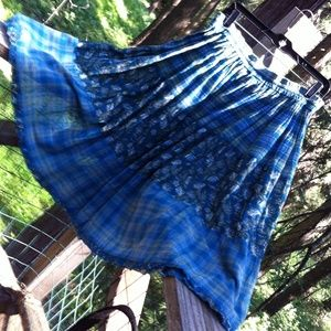 Bobbie brooks Throw back prairie skirt