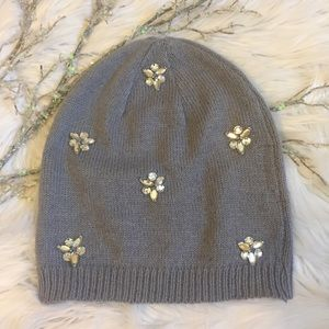 Betsy Johnson Accessories - NWOT. Betsey Johnson Beanie