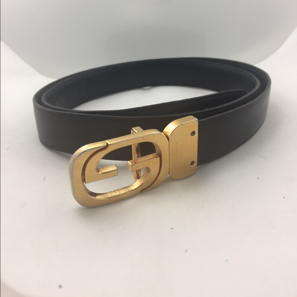 7a527fd41 Gucci Accessories | Authentic Vintage Reversible Belt | Poshmark