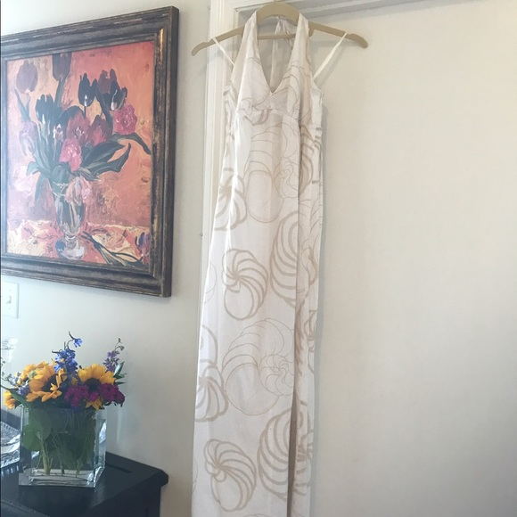 Maxi dress old navy linen
