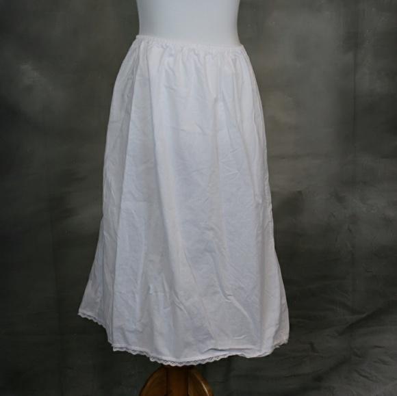 Velrose 100/% Cotton Half Slip 17354