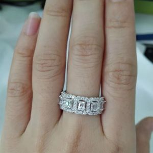 Jewelry - Real 925 silver engagement promise ring band