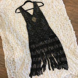 Dresses & Skirts - BEAUTIFUL BEADED FLAPPER - FESTIVAL DRESS
