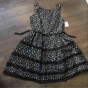 just taylor Dresses & Skirts - Just..Taylor polkadot dress