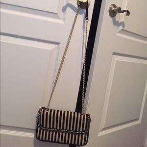 henri bendel Handbags - Authentic Henri bendel signature stripe bag