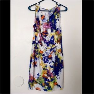 Dresses & Skirts - Colorful Paint Splatter Dress