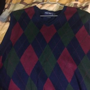 Polo by Ralph Lauren Other - POLO Golf by Ralph Lauren Men's sweater vest 2XL