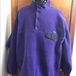 Patagonia Other - Patagonia Synchilla Snap T Sweater Fleece Size 2XL