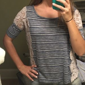 Free People top, size small