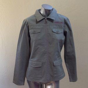 Fox Riders Company Jacket Brand New Size M