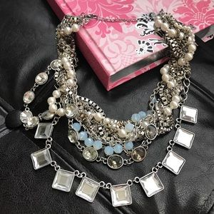 Karen1177 Jewelry - Just In 🦋 Classy with and Edge Statement Necklace