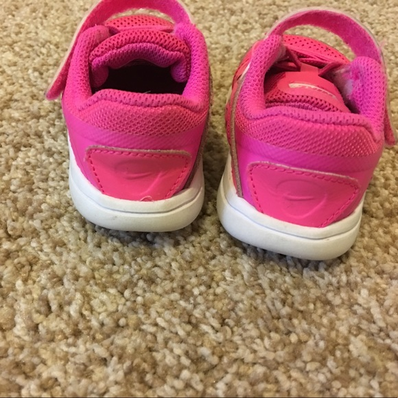 off Nike Other Nike Pink Infant Tennis Shoes Size 4
