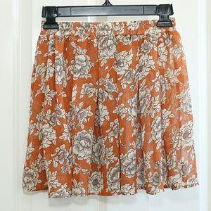 Brandy Melville Dresses & Skirts - 🆕Listing: Brandy Melville Sheer Rayon Skirt NWOT