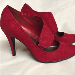 Shoes - Red pumps