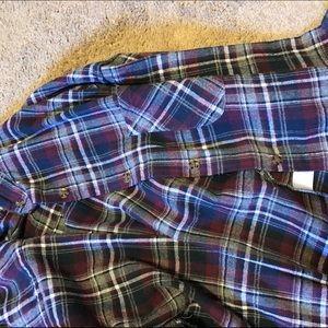 Jackets & Blazers - Brandy melville flannel