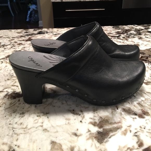 Dansko Clog Heel 41 Women's Shoes