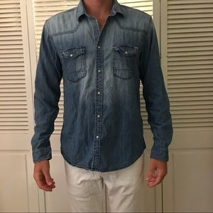Jack and Jones Other - Men's Denim Shirt