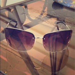 Giorgio Armani Accessories - Giorgio Armani-Beautiful Oversized Sunglasses ♥️😎