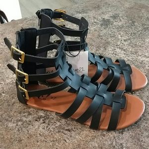 J. Crew Shoes - Gladiator Sandals NWT