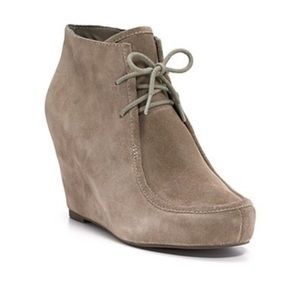Dolce Vita Shoes - NWOB Dolce Vita Wedge Booties - Pilar Size 9.5