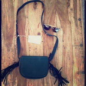Antik Kraft Handbags - NEW ANTIK KRAFT genuine cross-body purse