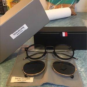 Thom Browne Other - Thom browne Iconic Black Glasses