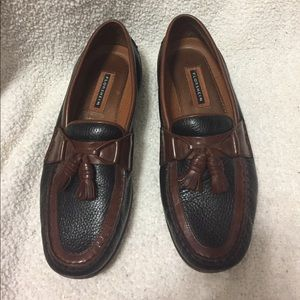 Florsheim Other - Men's Two-Tone Dress Loafers