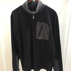 Ascend Other - Mens Ascend quarter zip fleece pullover
