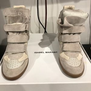 Isabel Marant Shoes - Isabel Marant sneakers, used twice, still in box