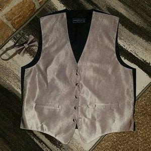 Andrew Fezza Other - Andrew Fezza New York Vest and Bow Tie!
