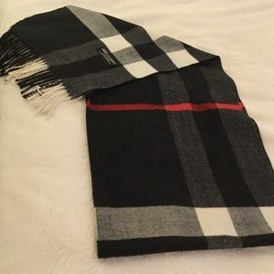 unknown Other - 100% Cashmere Scarf made in Scotland