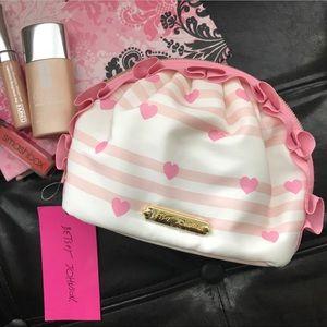 Betsey Johnson Handbags - Just In 💓 Betsey Johnson Cosmetic Bag 💓